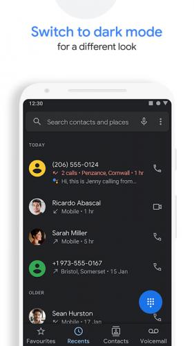 Phone by Google screenshot 6