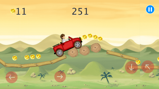 Ben Car Hill Climb screenshot 7
