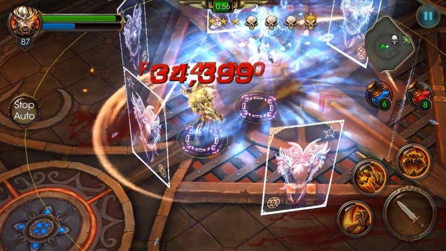 Legacy of Discord-FuriousWings screenshot 12