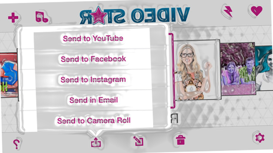 Video Star Editor screenshot 1