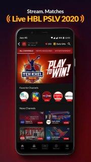 Jazz TV: Watch PSL 5 2020 LIVE screenshot 8
