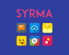 SYRMA - ICON PACK Screenshot