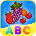 Aprender Frutas ABC Juegos - Alphabet Fruits Games