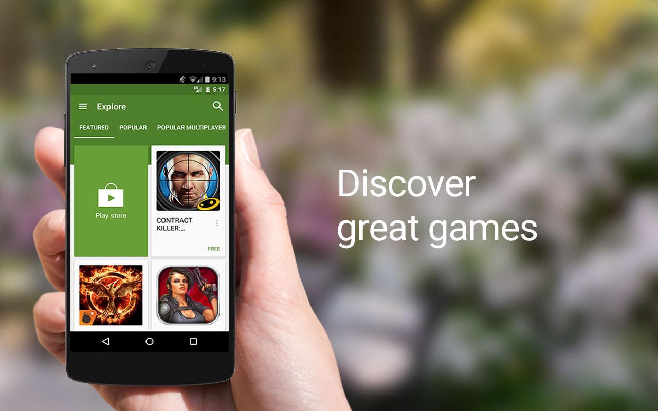 Jogos Google Play screenshot 2