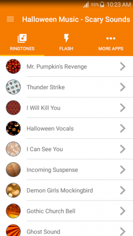 Halloween Music - Scary Sounds 4 0 1 Download APK for