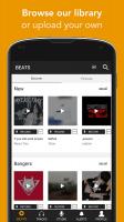 OffTop Studio: Record, Rap & Sing over Beats Screen