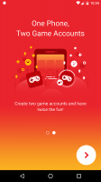 Dr.Clone: Parallel Accounts, Dual App, 2nd Account Screen