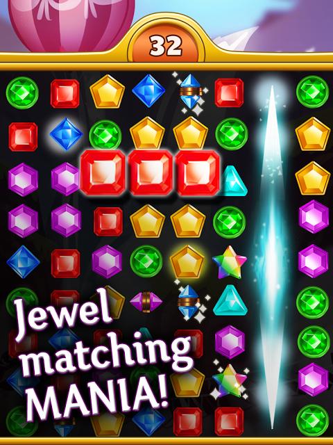 Jewel Mania™ screenshot 1