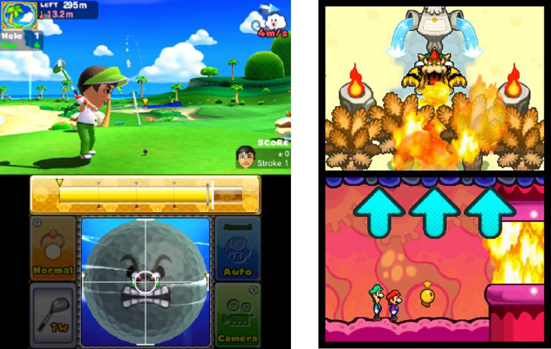 Mimtendo 3DS Emulator screenshot 2
