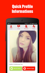 Free Dating App & Flirt Chat - Match with Singles screenshot 1