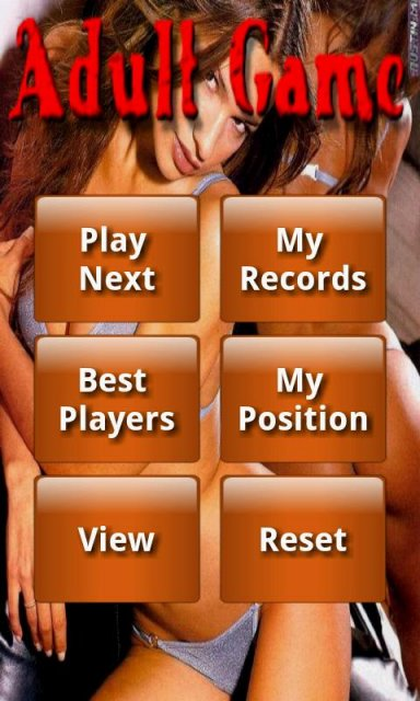Adult Game | Download APK for Android - Aptoide