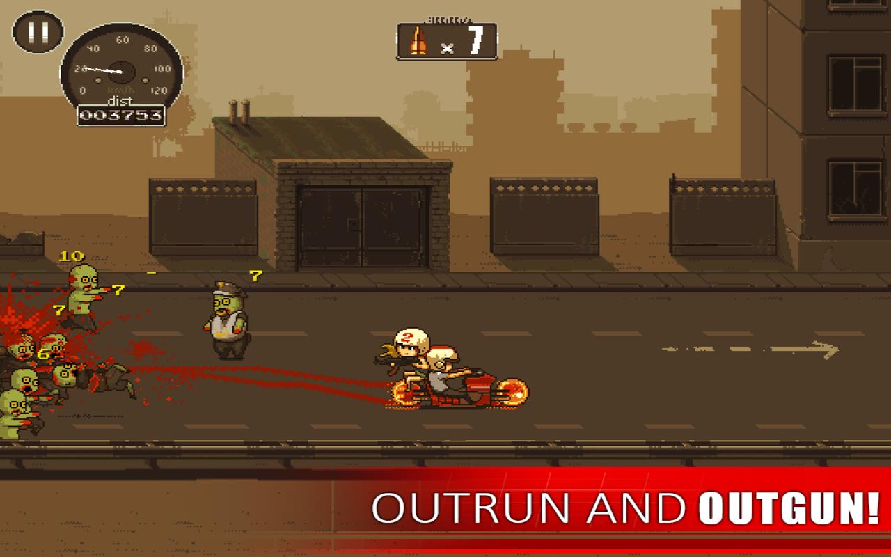 Dead Ahead screenshot 2