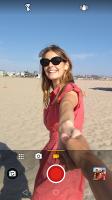 Moto Camera Screen