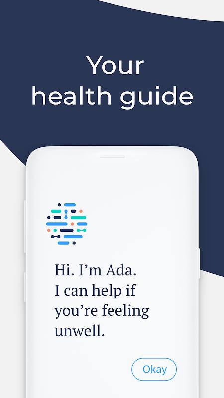 Ada - a sua guia na saúde screenshot 1
