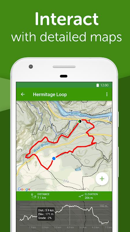 AllTrails: Hiking, Running & Mountain Bike Trails screenshot 2