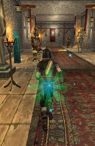 Temple Danger Run screenshot 1