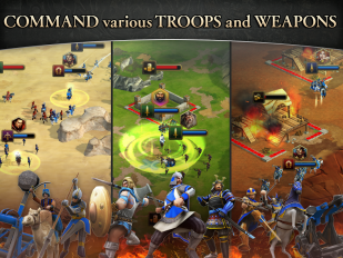Age of Empires:WorldDomination (обновлено v 1.1.0) Mod (Unlimited XP) 3