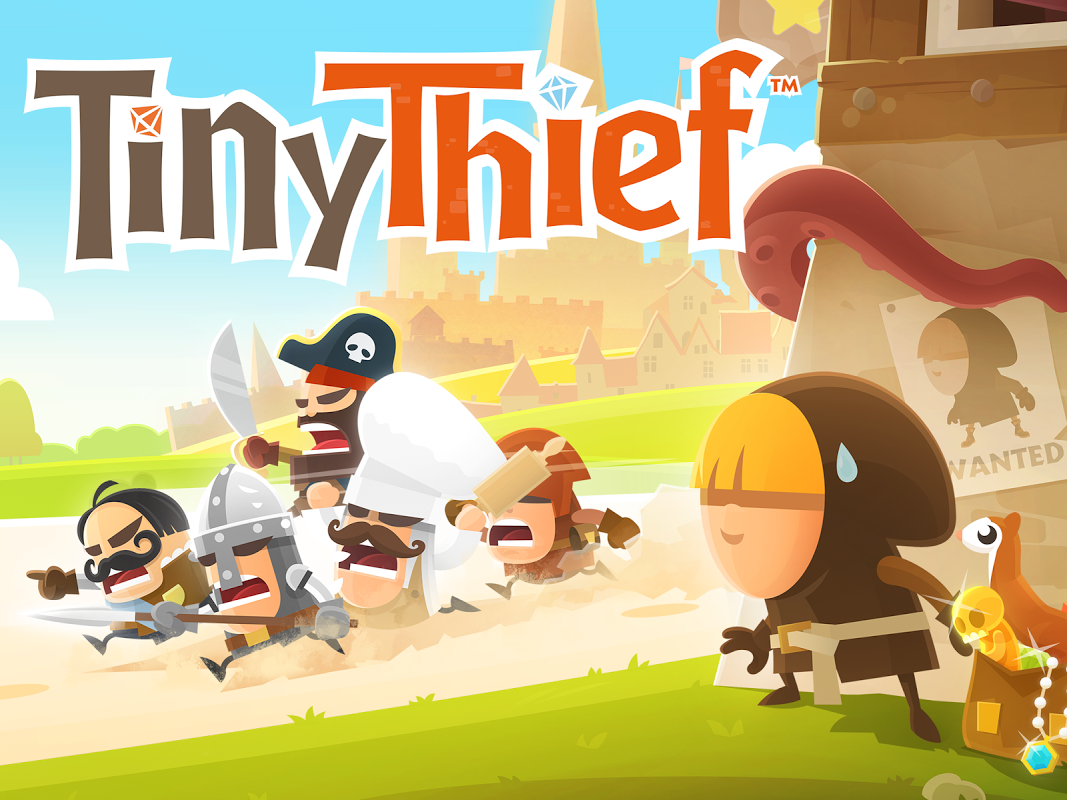 Tiny Thief screenshot 1