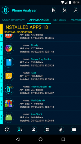 Phone Analyzer 1 93 05 Download APK for Android - Aptoide