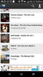 Mix.Hiphop Mixtapes screenshot 3