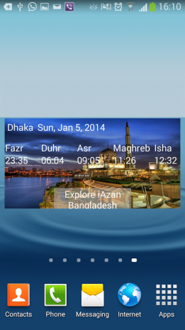 Bangladesh Prayer Times Namaz 3 2 Download APK for Android - Aptoide