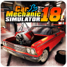 Ícone Car Mechanic Simulator 18