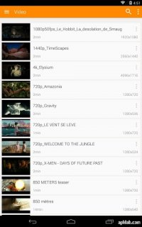 AVPlayer Plus 1 8 8 ดาวน์โหลด APKสำหรับแอนดรอยด์- Aptoide