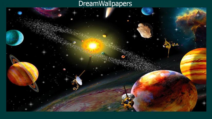 Solar System Wallpaper Screenshot 1 2