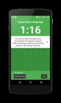 Digital Detox Challenge Screenshot