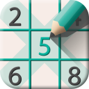 Sudoku X (Diagonal sudoku puzzle)