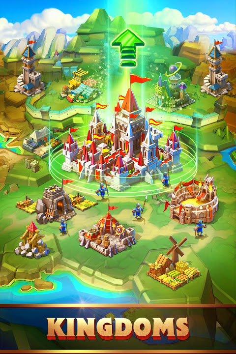 Lords Mobile: War Kingdom - Strategy RPG Battle screenshot 1