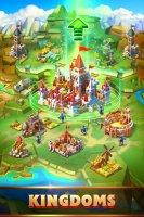 Lords Mobile: War Kingdom - Strategy RPG Battle Screen