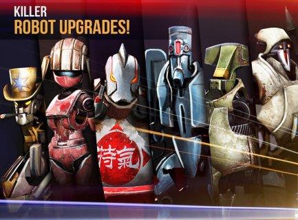 Clash Of Robots screenshot 5