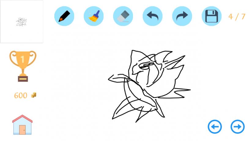schritt rose zu zeichnen 1 0 laden sie apk fur android herunter aptoide