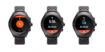 Strava tracker: Record running, cycling & swimming Screen