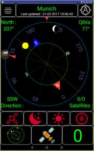 Qibla +5 screenshot 1