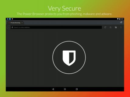 Power Browser - Fast Internet Explorer screenshot 10