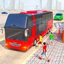 Crazy bus simulator: public transport game