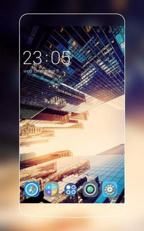 Theme for Vivo V5: Cool City View Live Wallpaper 1 0 0