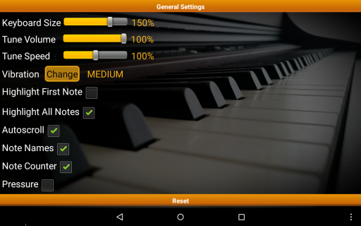 Piano Melody Free screenshot 2