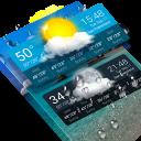 Weather & Clock Widget - Astro