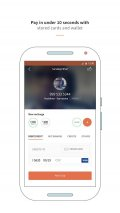 Recharge, Bill Payment, Wallet Screenshot
