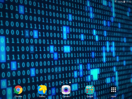 Hacker Live Wallpaper screenshot 8