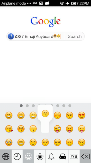emoji keyboard for iphone iphone emoji keyboard 7 pro apk for android 14049