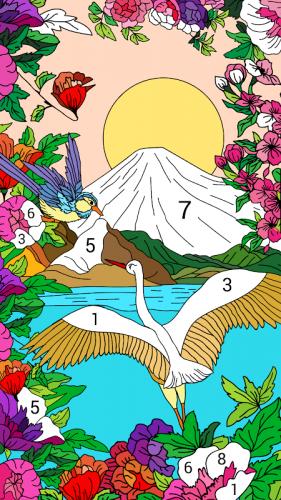 Happy Color Boyama Oyunu 2 8 0 Android Apk Sini Indir Aptoide