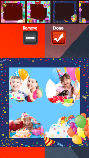 Birthday Party Collage screenshot 5