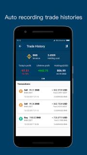 BitUniverse - Crypto Portfolio / Bittrex tracker screenshot 7