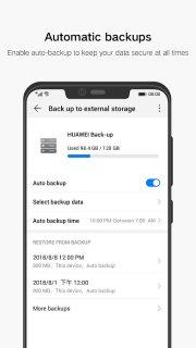Huawei Backup screenshot 3