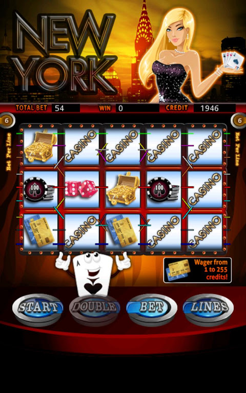 New York Slot Machine HD screenshot 1