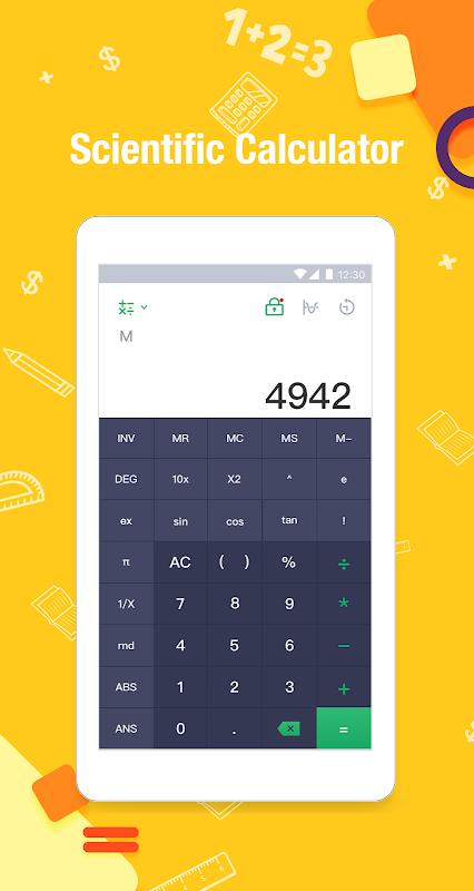 Calculator - free calculator ,multi calculator app screenshot 2